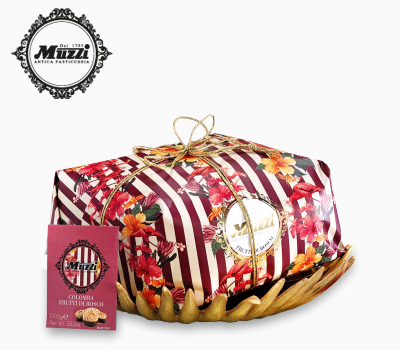 Colomba frutti di bosco Animalier